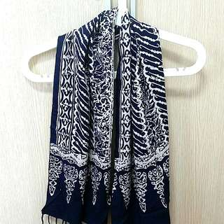 [NEW] Gorgeous Batik Scarf