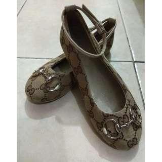 Gucci Girls Shoe