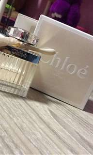 CHLOE FLEUR DE PARFUM 75 ML (PRICE NEGOTIABLE)