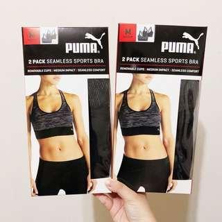 PUMA 運動內衣