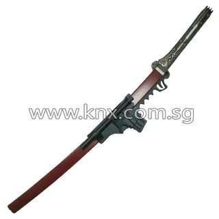 Special Offer – In Stock – AMS 0078G – Metal Gear Rising Samuel Rodrigues HF Muramasa Sword