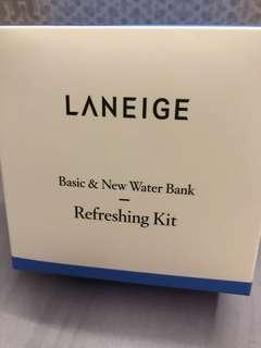 Laneige Water Bank Refreshing Kit