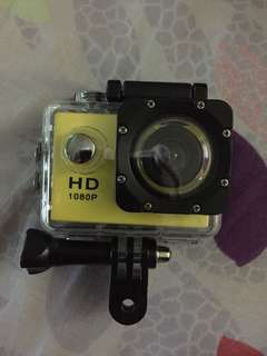 ACTION CAMERA FROM SHOPEE