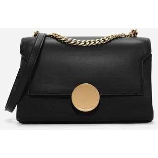 charles & keith black crossbody bag