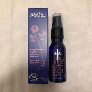 (New) Melvita Organic Damask Rose Floral Water