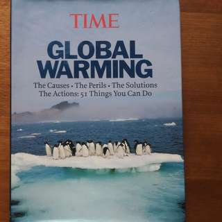 Educational book on global warming