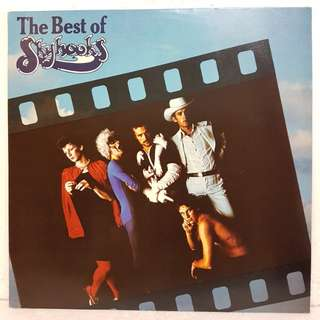 The Best Of SkyHooks  Vinyl Record