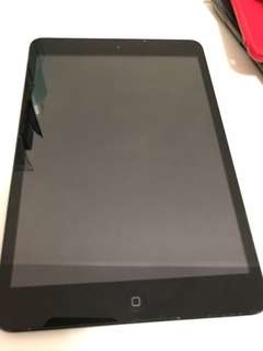 iPad mini black 16G
