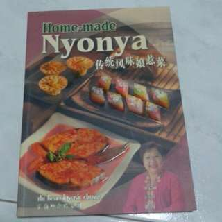 Home made nyonya
