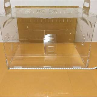 Acrylic Hamster Cage (2 level)