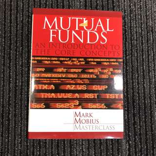 Mutual Funds An Intro to Core Concepts