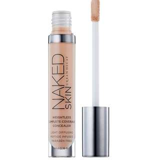 Urban Decay Naked Skin - Weightless Complete Coverage Concealer