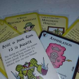 Munchkin Promo Cards (6 pieces)