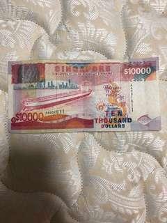 10k notes Aa0016111