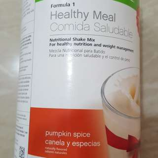 Herbalife shake - pumpkin spice (new stock arrived)