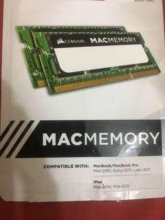 RAM MAC 8GB (4x2)
