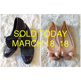 SOLD TODAY