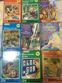 Ladybird Children books
