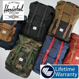 [FLASH SALE] Herschel Supply Bags All Designs
