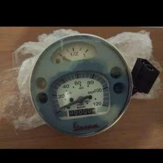 Vespa px new speedometer
