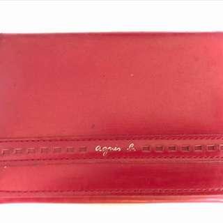 Agnes b Card Holder 卡片袋