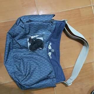 Pre owned Okiedog Diaper Bag
