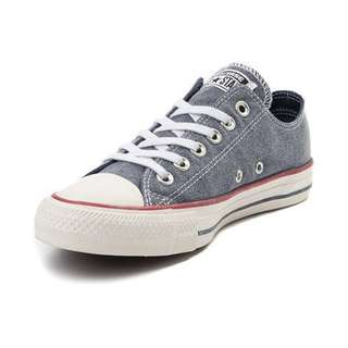 Converse Lo Washed Denim Sneakers