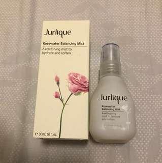 (New) Jurlique Rose Water Balancing Mist
