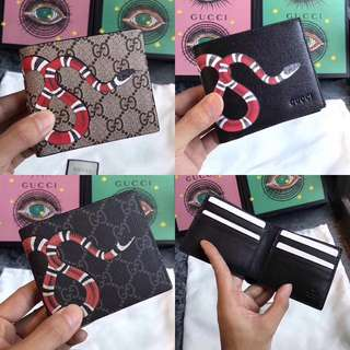 Gucci Card Wallet for men