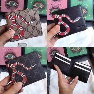 Gucci Card Wallet for men