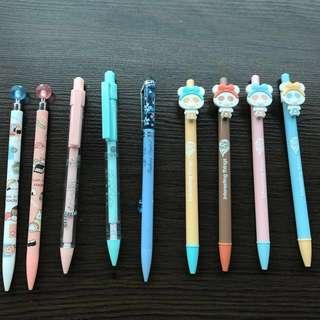 Mechanical Assorted Pencils (0.5/0.7) Stationary