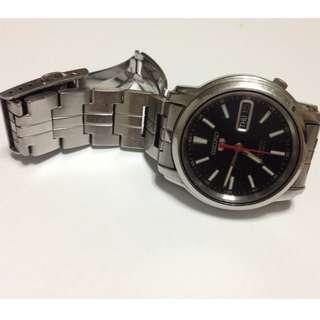Rush Seiko 5 Automatic watch!!