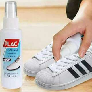 PLAC / Shoe Whitening