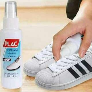PLAC / Shoe Whitening