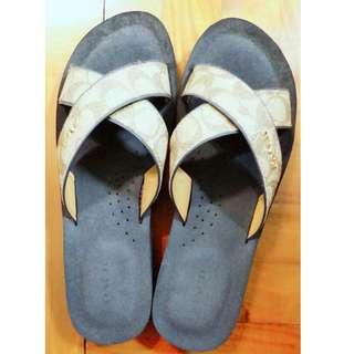 Coach 拖鞋Us8.5B Eur38.5