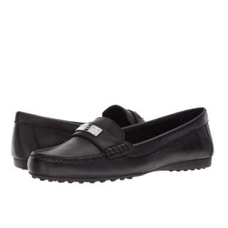 COACH Fredrica Loafer | Black | US Women's Size 5,5.5,6,6.5,7,7.5,8,8.5,9,9.5,10,11