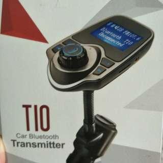 Tio  car transmitter