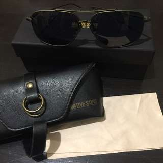 Natives Sons Madness RYDER SUNGLASSES 日本 眼鏡 太陽眼鏡 余文樂