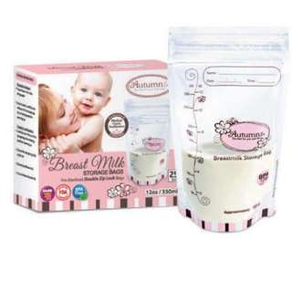 Autumnz Breast Milk Storage Bag