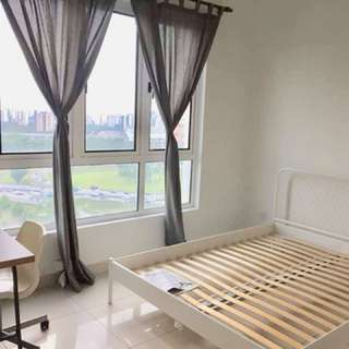 Master bedroom for rent zenith residence