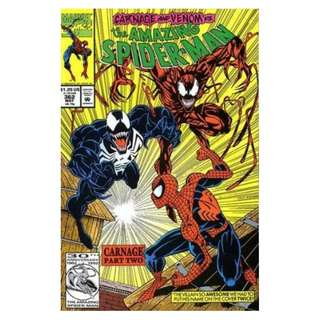 AMAZING SPIDER-MAN #362 (MARVEL COMICS)