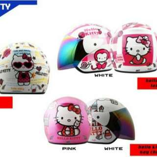 GM Brand Hello Kitty Helmet (Limited Edition)