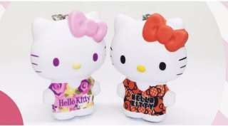 Hello Kitty Ezlink Charms 2018