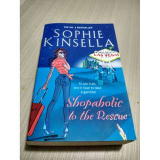Sophie Kinsella- Shopaholic To The Rescue