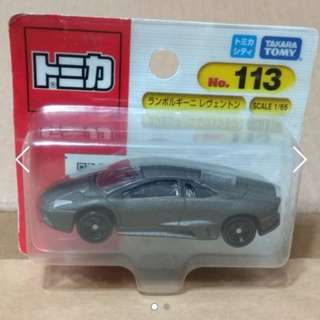 Rush Sale: Takara Tomy Automobili Lamborghini 113 Collectibles Car