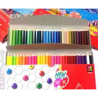 COLLEEN COLORED PENCILS 775 60s (SINGLE TIP)