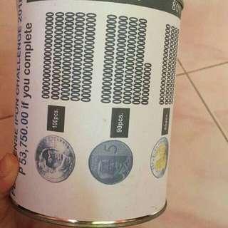 Alkansya (Peso sense ipon challenge)