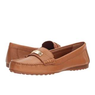 COACH Fredrica Loafer | Ginger | US Women's Size 5,5.5,6,6.5,7,7.5,8,8.5,9,9.5,10,11