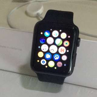 95% NEW Apple Watch Series 1 with AppleCare