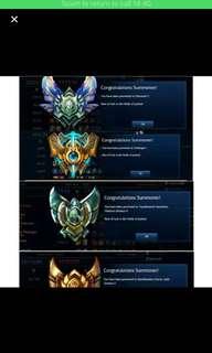 League Of Legend Elo Boost